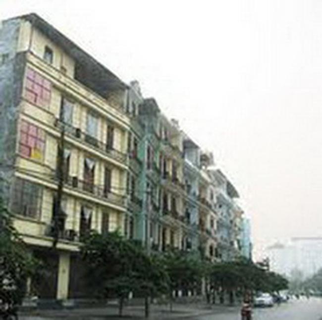 Nhà siêu mỏng tại Hà Nội sẽ bị thu hồi
