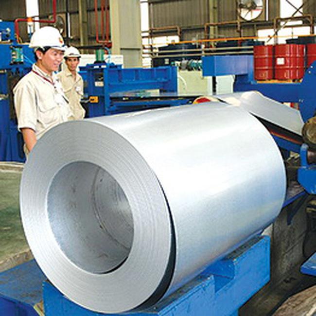 HSG: Chính thức đưa vào hoạt động 3 dây chuyền tại Nhà máy Tôn Hoa Sen Phú Mỹ
