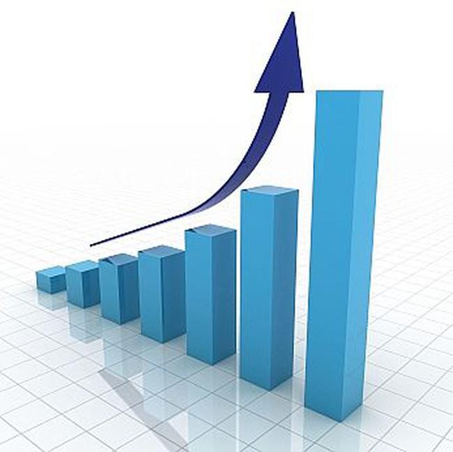Các cổ phiếu biến động mạnh nhất trong tháng 2