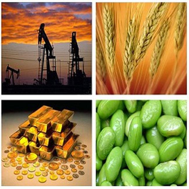 Đau đầu vì hàng hóa nguyên liệu