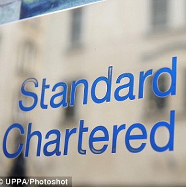 Standard Chartered công bố lợi nhuận năm 2010 đạt kỷ lục mới