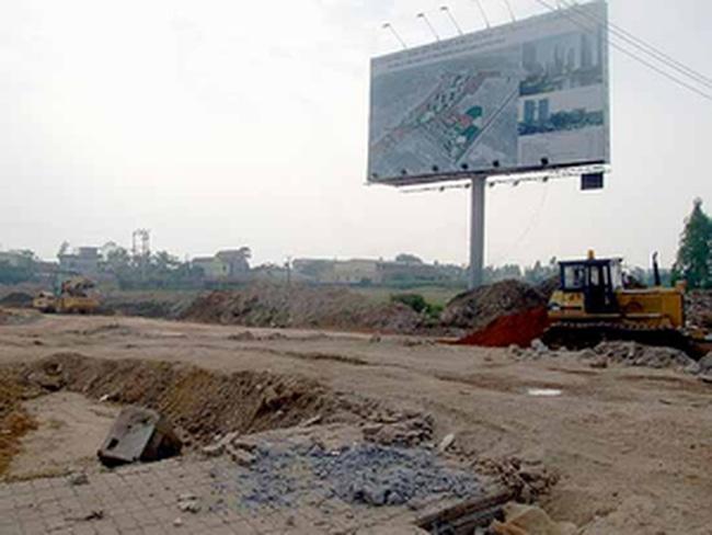 Hàng loạt dự án sẽ phải điều chỉnh do quy hoạch Hà Nội