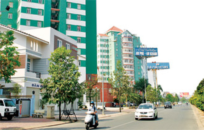 Điểm sáng Đông Sài Gòn