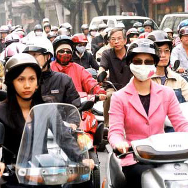 WSJ nói về sự trỗi dậy của nền kinh tế xe máy Việt Nam