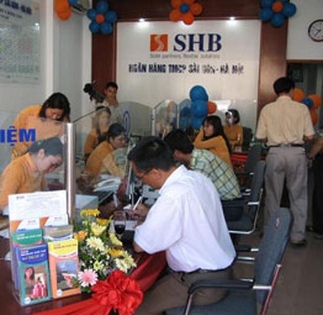SHB: Điều chỉnh lãi suất tiết kiệm USD
