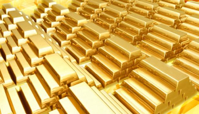 Nhà đầu tư chốt lời, giá vàng rớt mạnh xuống 1.416USD/ounce