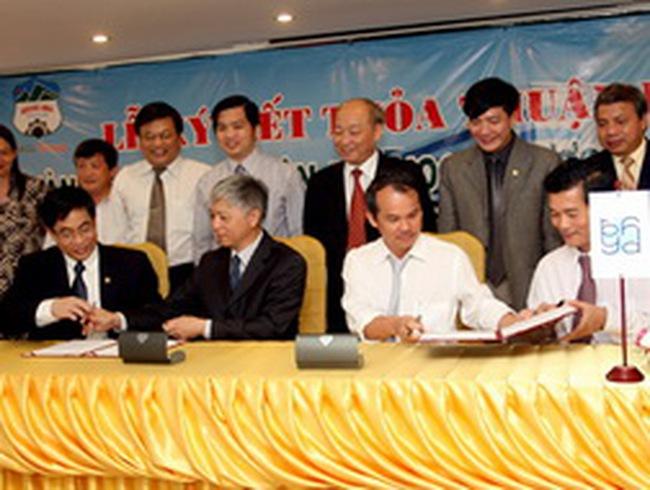 HAG: Ký thỏa thuận hợp tác thành lập bệnh viện Đại học Y dược-HAGL