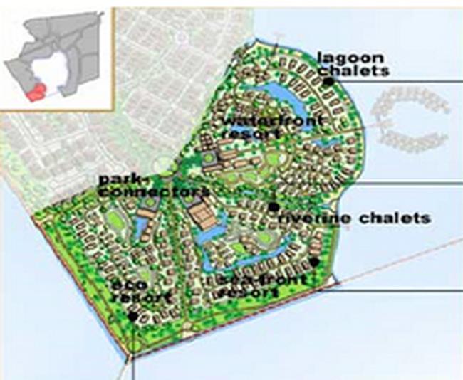 Tháng 6/2011: Dự kiến triển khai dự án Khu đô thị du lịch biển Cần Giờ