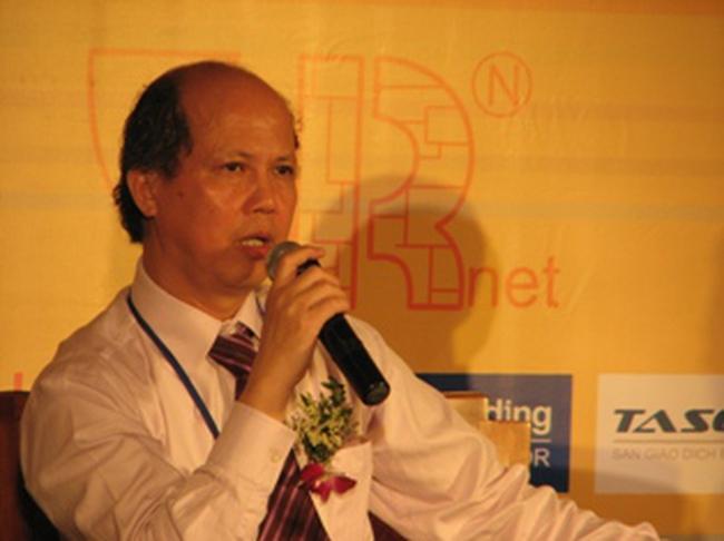 Thứ trưởng Nguyễn Trần Nam nói về sở hữu chung cư có thời hạn
