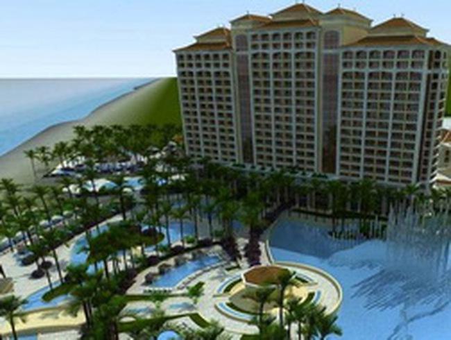 CTD: Nhà thầu chính thi công dự án MGM Grand Hồ Tràm