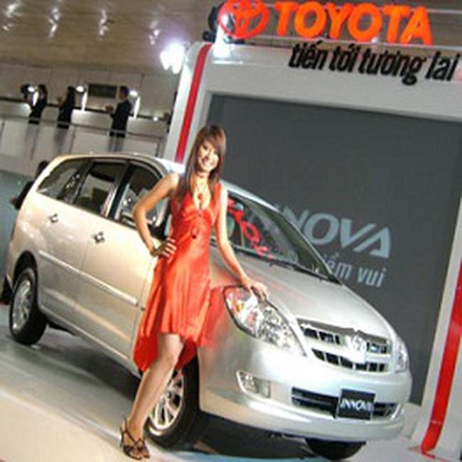 10 năm tới Toyota sẽ tập trung vào các thị trường mới nổi