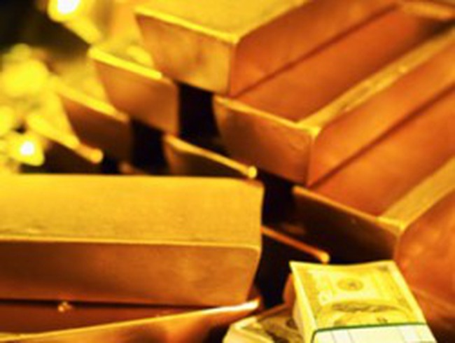 Giá vàng đạt 37,72 triệu đồng/lượng, giảm nhẹ so với cuối tuần