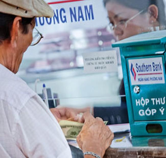 Ngân hàng nhỏ gặp khó khi tín dụng cào bằng