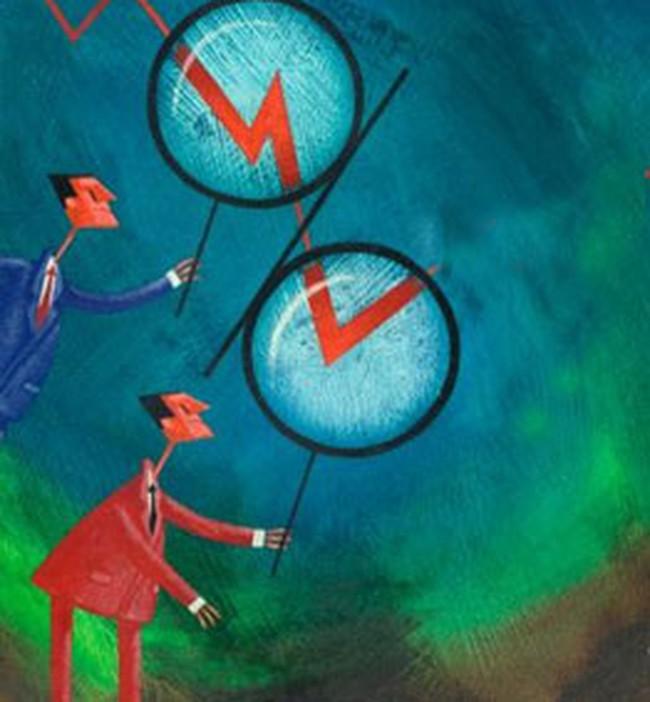 Hai sàn giảm mạnh, HNX-Index mất mốc 90 điểm