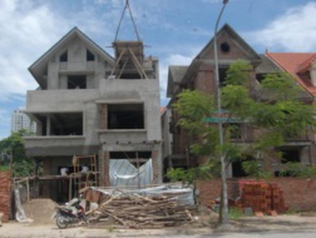 Thành phố yêu cầu xử lý dứt điểm sai phạm tại Khu đô thị Văn Quán
