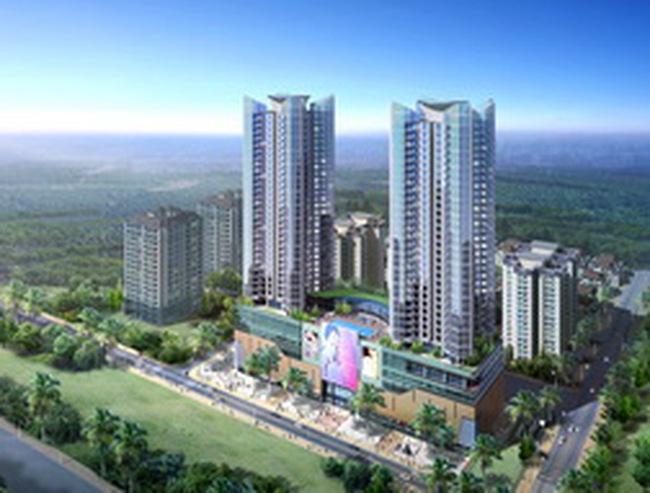 Căn hộ dự án chung cư cao nhất TP.HCM có giá từ 29 triệu đồng/m2