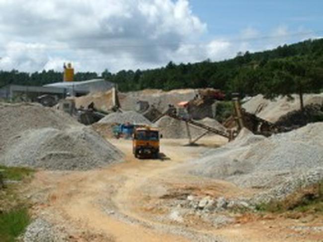 Bổ sung 3 khu vực đá granit vào Quy hoạch thăm dò, khai thác