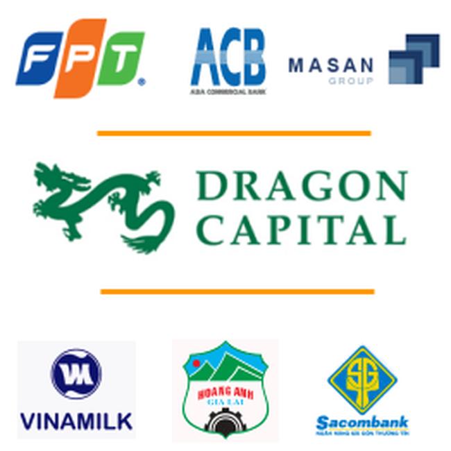 Các quỹ của Dragon Capital mất gần 120 triệu USD trong tháng 2