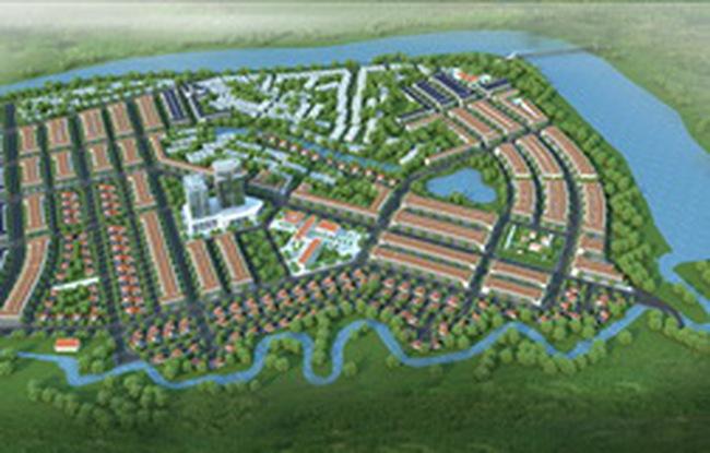 Công bố QHCT 1/500 khu đô thị mới Túc Duyên – Thái Nguyên
