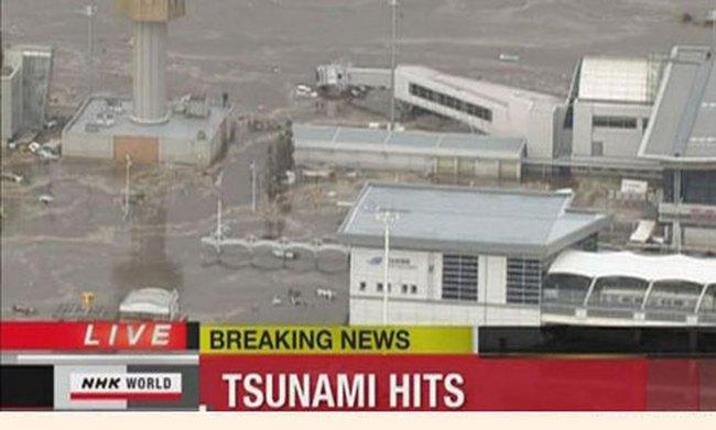 Khu vực Thái Bình Dương có thể chịu động đất quy mô tương đương Nhật