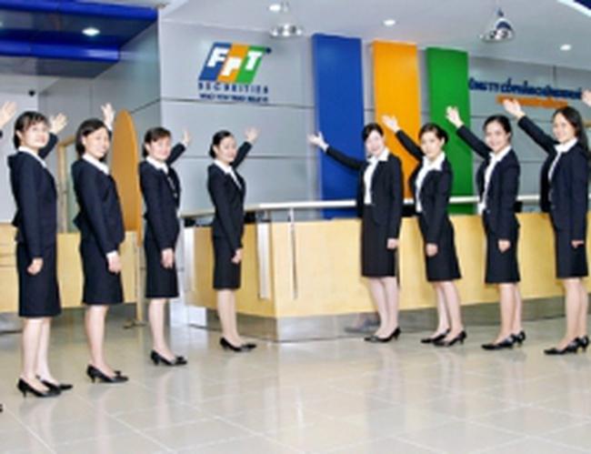 FPTS bán 11 triệu cổ phiếu cho đối tác nước ngoài giá 45.000 đồng/cp