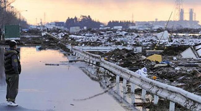 Thảm họa động đất – chỉ báo về tương lai tồi tệ hơn của Nhật?