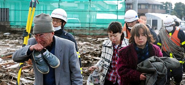10.000 người Nhật có thể đã chết vì động đất, sóng thần