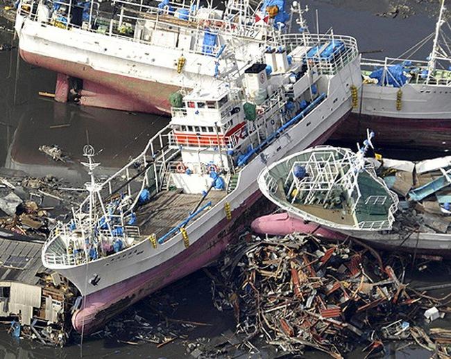 Nhật sẽ chi trước khoảng 200 tỷ yên để khắc phục hậu quả động đất