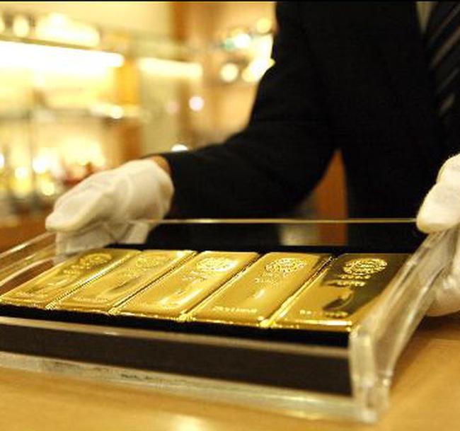 Vàng miếng có thể chỉ giao dịch một chiều