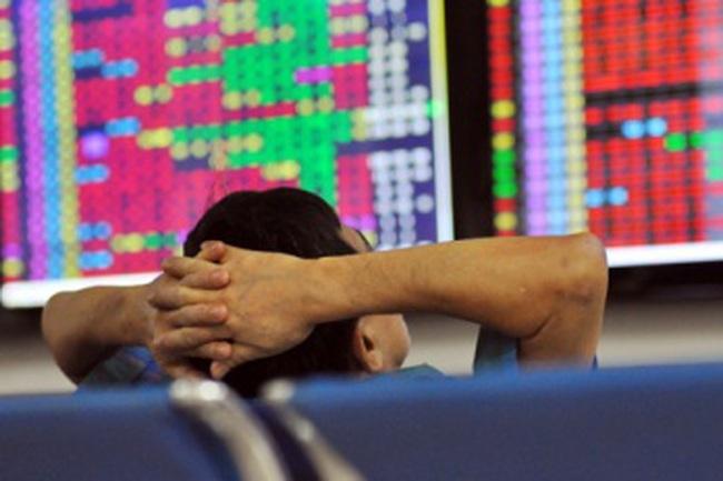 VN-Index lao dốc không phanh, tiếp tục giảm hơn 10 điểm