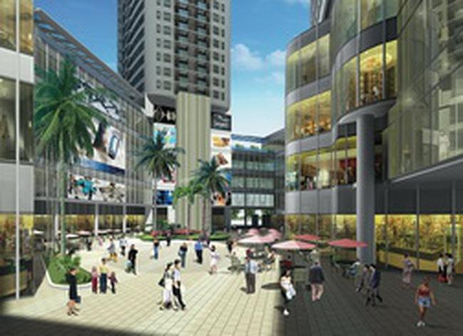 CBRE phân phối diện tích cho thuê TTTM dự án Indochina Plaza Hanoi