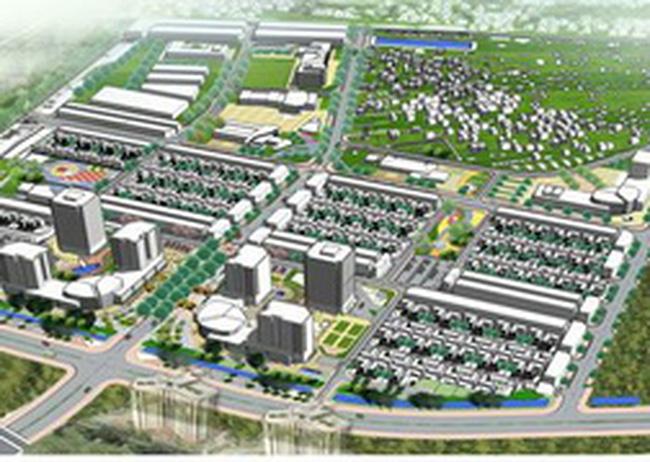 Hà Nội: Tây Nam Hà Nội và Nam An Khánh mở rộng được phê duyệt điều chỉnh QHCT 1/500