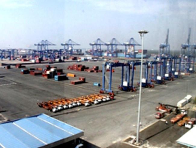 Khai trương cảng trung chuyển container Cái Mép vốn hơn 4.250 tỷ đồng