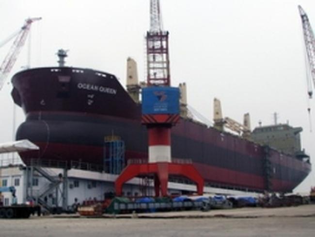 Việt Nam và Ấn Độ mở rộng hợp tác trong đóng tàu