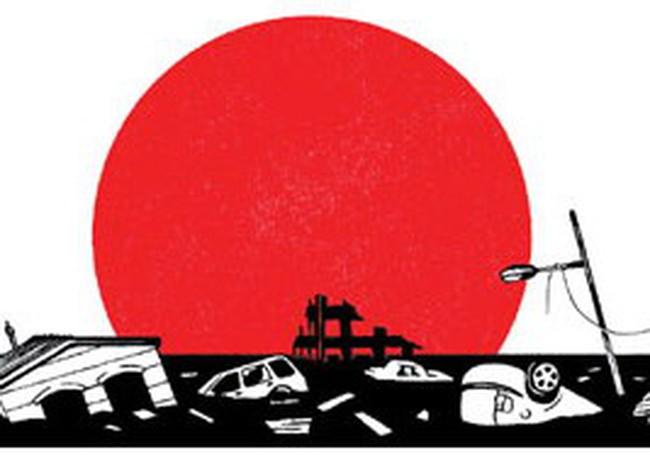 Nhật chắc chắn giải quyết tốt hậu quả của động đất, sóng thần