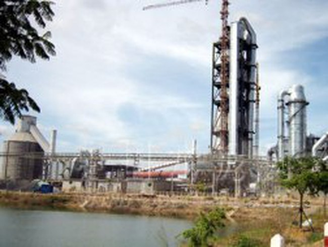 Tập đoàn xi măng Siam của Thái Lan nhìn thấy triển vọng tươi sáng ở Việt Nam
