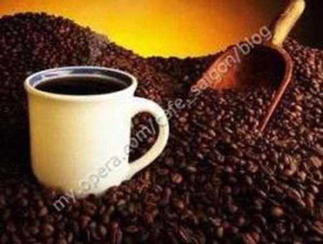 Giá cà phê kỳ hạn tháng 5 tăng 5%