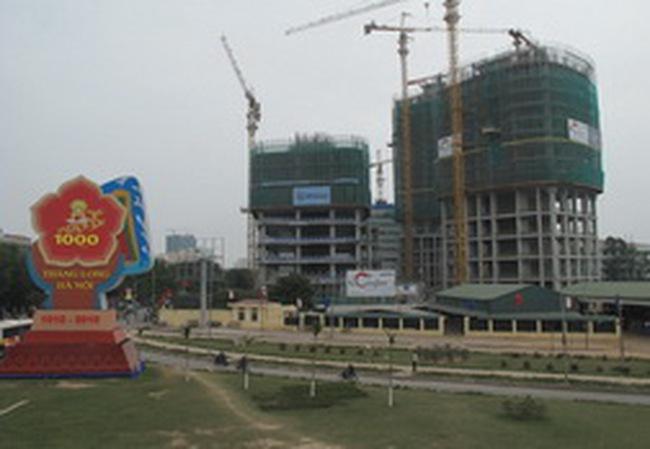 Hà Nội: 75% dùng tiền đi vay để mua nhà