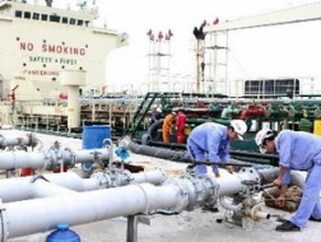 8 sản phẩm Nhà máy lọc dầu Dung Quất đạt ISO