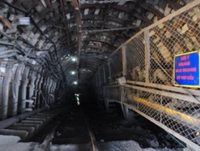 Cháy vỉa than tại Công ty Cổ phần than Hà Lầm