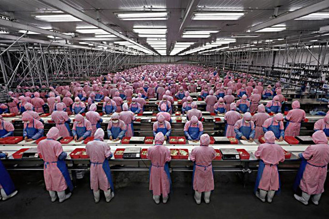 Lương lao động tại Trung Quốc sẽ tăng 2 chữ số/năm trong nhiều năm tới