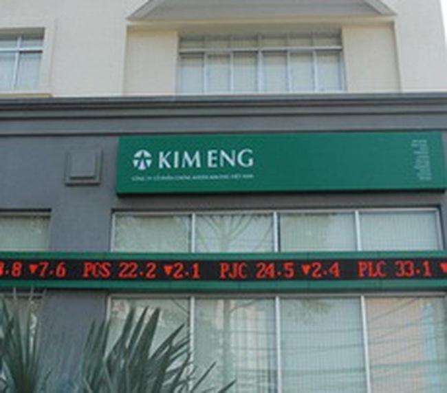 Chứng khoán KimEng: Năm 2010 lãi sau thuế 17,88 tỷ đồng, giảm 44% so với năm 2009