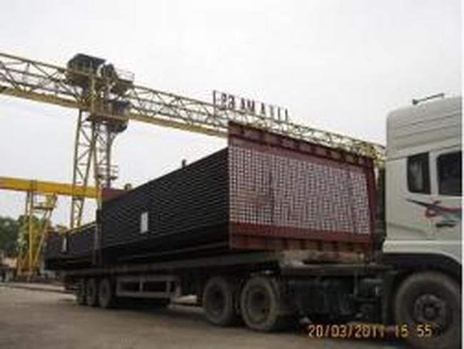 L61: Chuẩn bị xuất khẩu lô Bộ sấy khí trị giá 500.000 USD cho Singapore