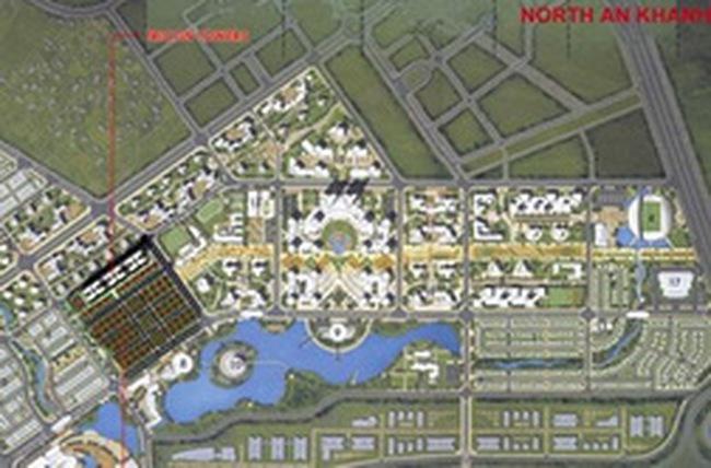 Phê duyệt QHCT 1/500 khu nhà ở thu nhập thấp Bắc An Khánh