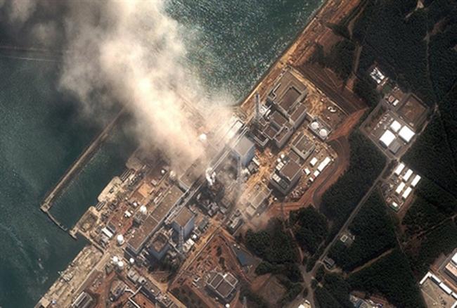 Sóng thần cao hơn 14m đã tấn công nhà máy điện hạt nhân Nhật