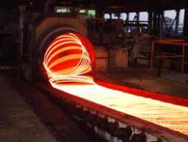 Tháng 2/2011: Sản lượng thép thế giới đạt kỷ lục nhờ châu Á