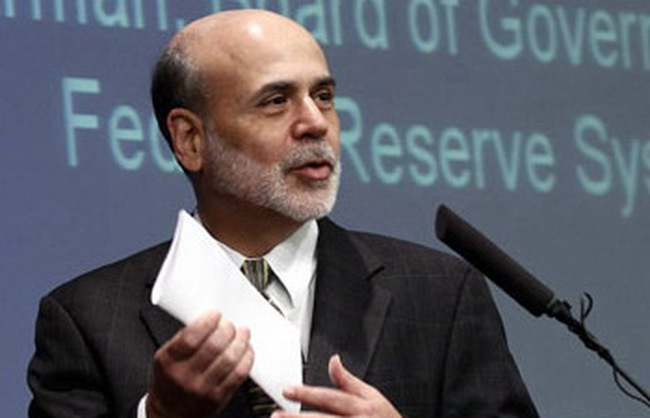 FED lãi kỷ lục 82 tỷ USD trong năm 2010