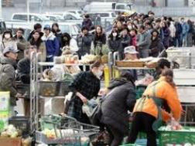 Mỹ ngừng nhập khẩu sữa và thực phẩm tươi sống từ Nhật