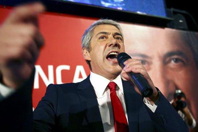 Thủ tướng Bồ Đào Nha từ chức