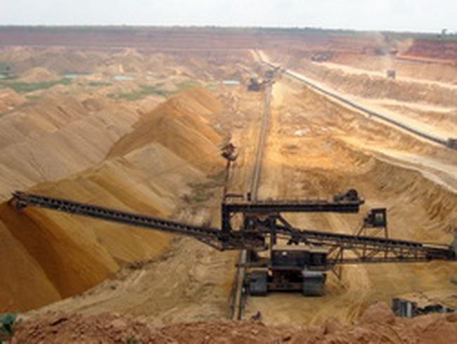 Sự trỗi dậy của nhóm ngành khai khoáng